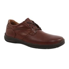 Badura skor män komfort 3509 brun