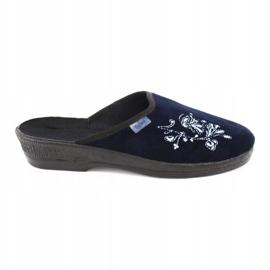 Befado kvinnors skor pu 219D426 marinblå