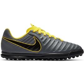 Fotbollskor Nike Tiempo Legend 7 Club Tf Jr AH7261-070