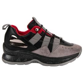 Vices Ljus Vespers Sneakers svart