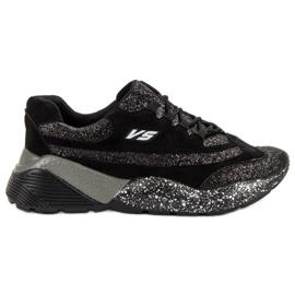 Sportskor med Brocade VICES svart