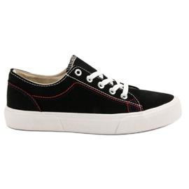Kylie Svarta Sneakers
