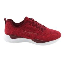 Mäns sportbindningar DK SC235 röd