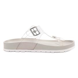 Seastar grå Transparenta Flip Flops