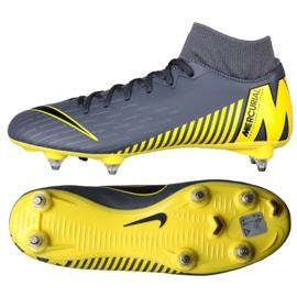 Fotbollsskor adidas Predator 19.3 Sg M EF8033 blå blå