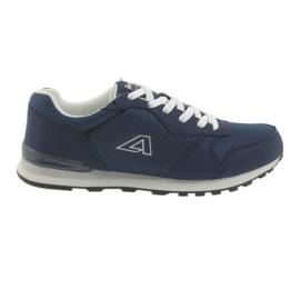 Marinblå American Club 12 blå sportskor