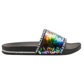 Seastar Sequins Flip Flops flerfärgad