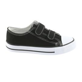 Svarta sneakers från Atletico