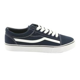 AlaVans Sneakers, marinblå DK