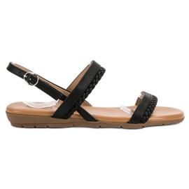 Cm Paris svart Casual Sandals