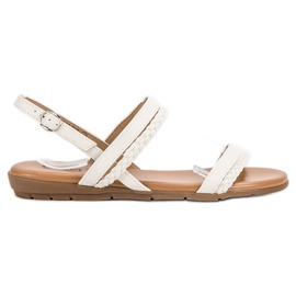 Cm Paris vit Casual Sandals