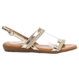 Cm Paris gul Casual Sandals