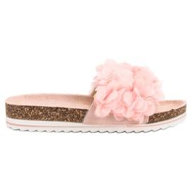Seastar rosa Monde Light Pink Flip Flops