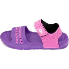 Sandaler Aqua-speed Noli lila rosa Kids col. 93