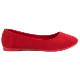 Seastar röd Bekväm Ballerina