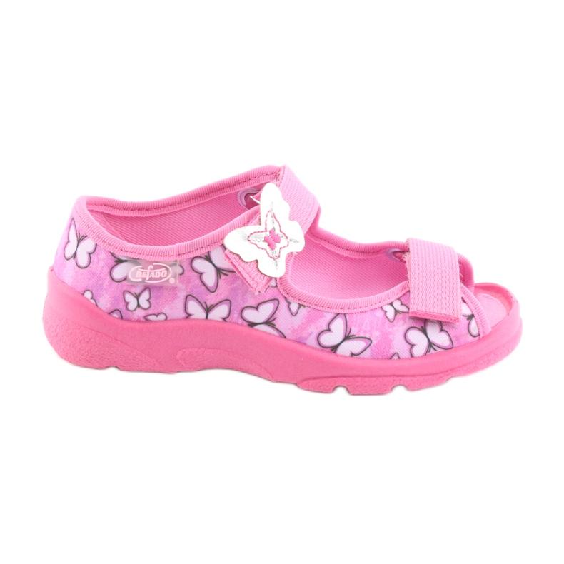 Befado barnskor 969X134 rosa