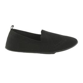 McKey Sneakers sneakers slip-in black svart