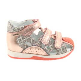Bartek 81021 sandaler rosa guld