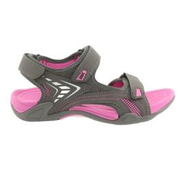 Sandaler DK kvinnors ljus EVA grå