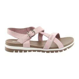 Rosa Big Star 274971 kvinnors skor