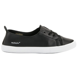Mckeylor Svarta Sneakers