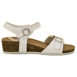 Seastar Classic Wedge Sandals vit