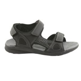 American Club American Youth Sports Sandals HL08 cz svart