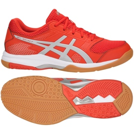 Volleybollskor Asics Gel Rocket 8 M B706Y-0693