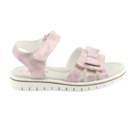 Sandals rosa American Club GC25 båge