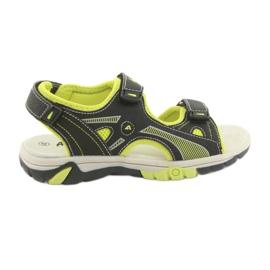 American Club RL22 pojkar sandaler svart