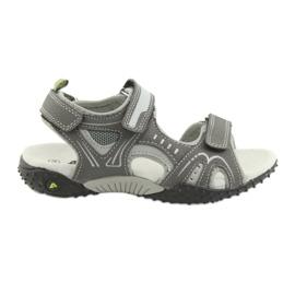 Sandals pojkar American Club RL18 grå