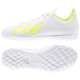 Fotbollskor adidas X 18.4 Tf Jr BB9418