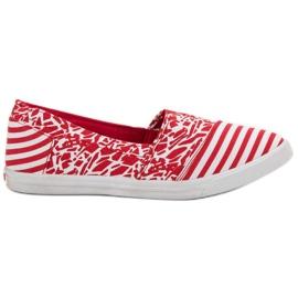 Sweet Shoes Slipons med mönster