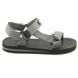 Textil sandaler Big Star 274A285 grå
