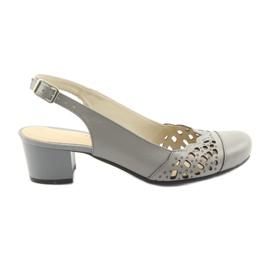 Kvinnors sandaler Gregors 771 grå