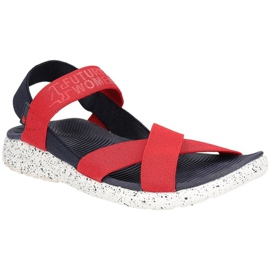 Sandaler 4F W H4L19-SAD002 36S röd