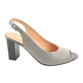 Espinto S274 kvinnors utomhus sandalsgrå