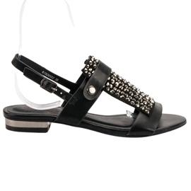 Kylie Svarta kvinnors sandaler