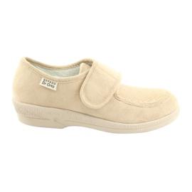 Brun Befado kvinnors skor pu 984D011