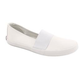 Sneakers kvinnors American Club sneakers vit