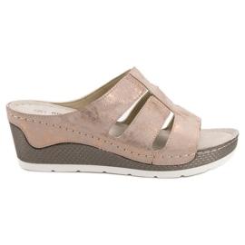 Goodin rosa Flip Flops