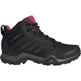 Träskor Adidas Terrex AX3 Mid Gtx W BC0590 svart
