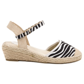 Best Shoes Espadrilles På Wedge