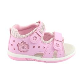 American Club DR20 pink girls 'sandaler rosa