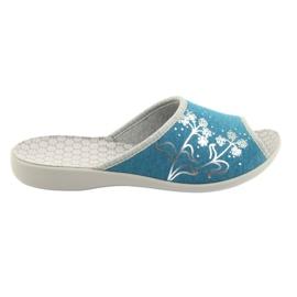 Befado kvinnors skor pu 254D102 blå