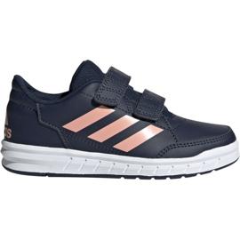 Adidas marinblå