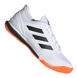 Adidas Stabil Bounce M EF0206 skor vit vit