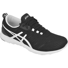 Svart Asics Supersen Running Shoes W T673N-9001