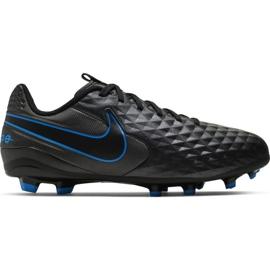 Fotbollskor Nike Tiempo Legend 8 Academy FG / MG Jr AT5732 004