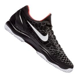 Svart Tennisskor Nike Air Zoom Cage 3 M 918193-026